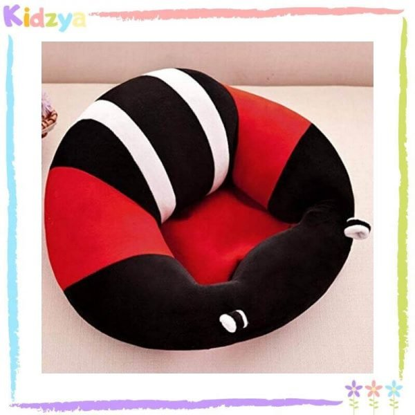 Baby Support Sofa Chair - Red & Black Online In Pakistan