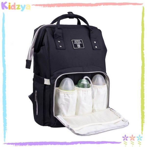 Black Diaper Storage Backpack For Babies Online Price In Pakistan