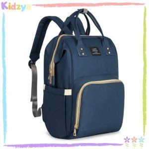 Blue Diaper Storage Backpack For Babies Price In Pakistan