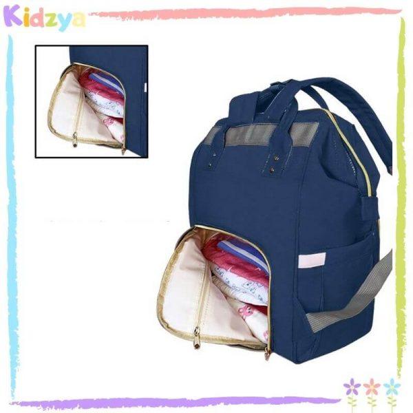Blue Diaper Storage Backpack For Babies Best Price Online In Pakistan