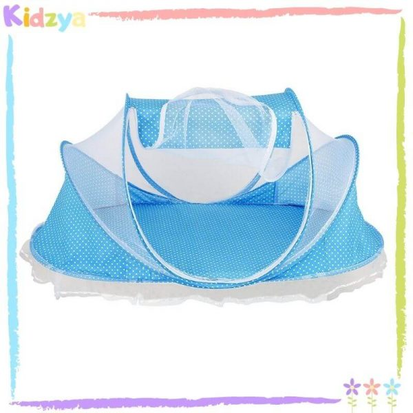 Blue Mosquito PopUp Net For Babies