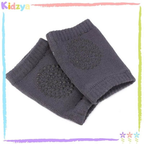 Dark Grey Baby Knee Pad Online In Pakistan