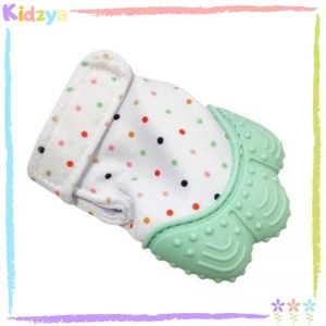 Mitten Baby Teether - LightGreen Online At Best Price In Pakistan