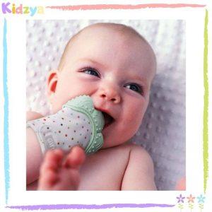 Mitten Baby Teether - LightGreen Online Price In Pakistan