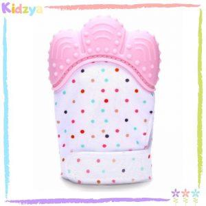 Mitten Baby Teether - Pink Online At Best Price In Pakistan