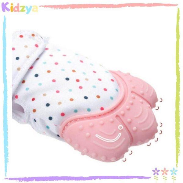 Mitten Baby Teether - Pink Best Price In Pakistan