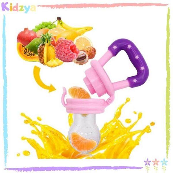 Pink Baby Fruit Pacifier Online At Best PRice In Pakistan