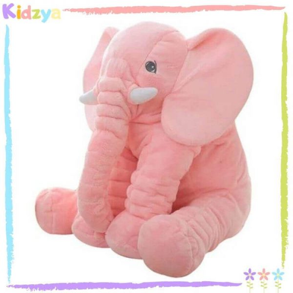 Pink Cute Elephant Pillow For Babies Online At Best Price In Pakistan