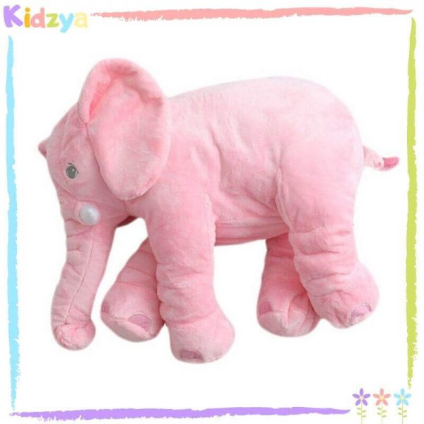Pink Cute Elephant Pillow For Babies Online Price In Pakistan