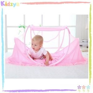 Pink Mosquito PopUp Net For Babies