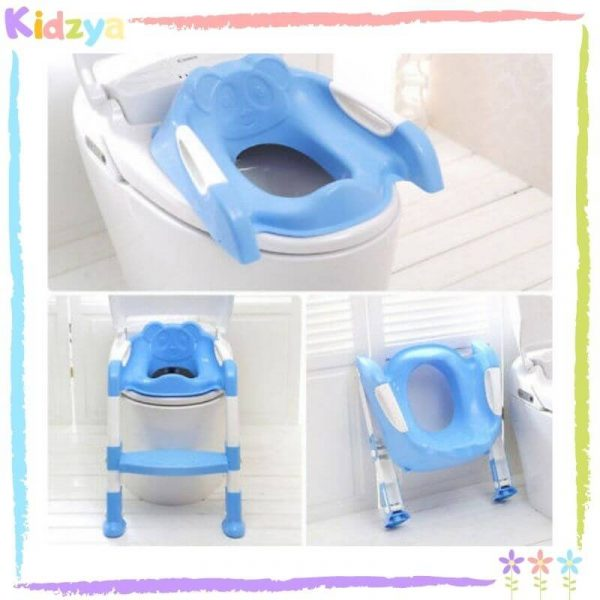 Potty Training Seat Blue For Babies