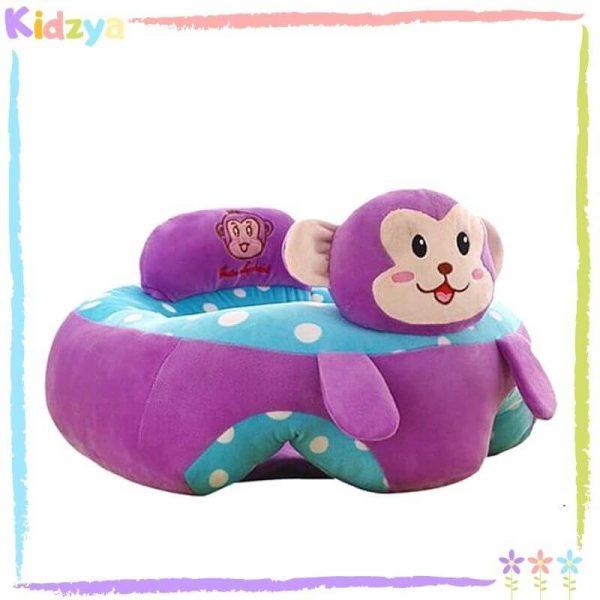 Purple Monkey Floor Seat For Babies Online Price In Pakistan