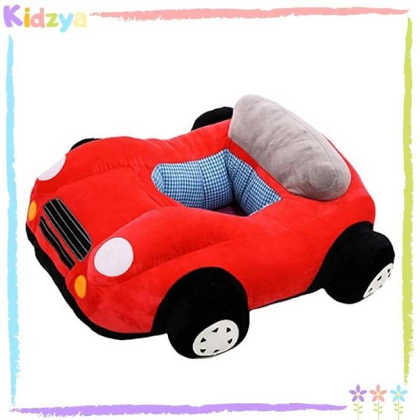 Red Sofa Car Seat For Babies Online In Pakistan